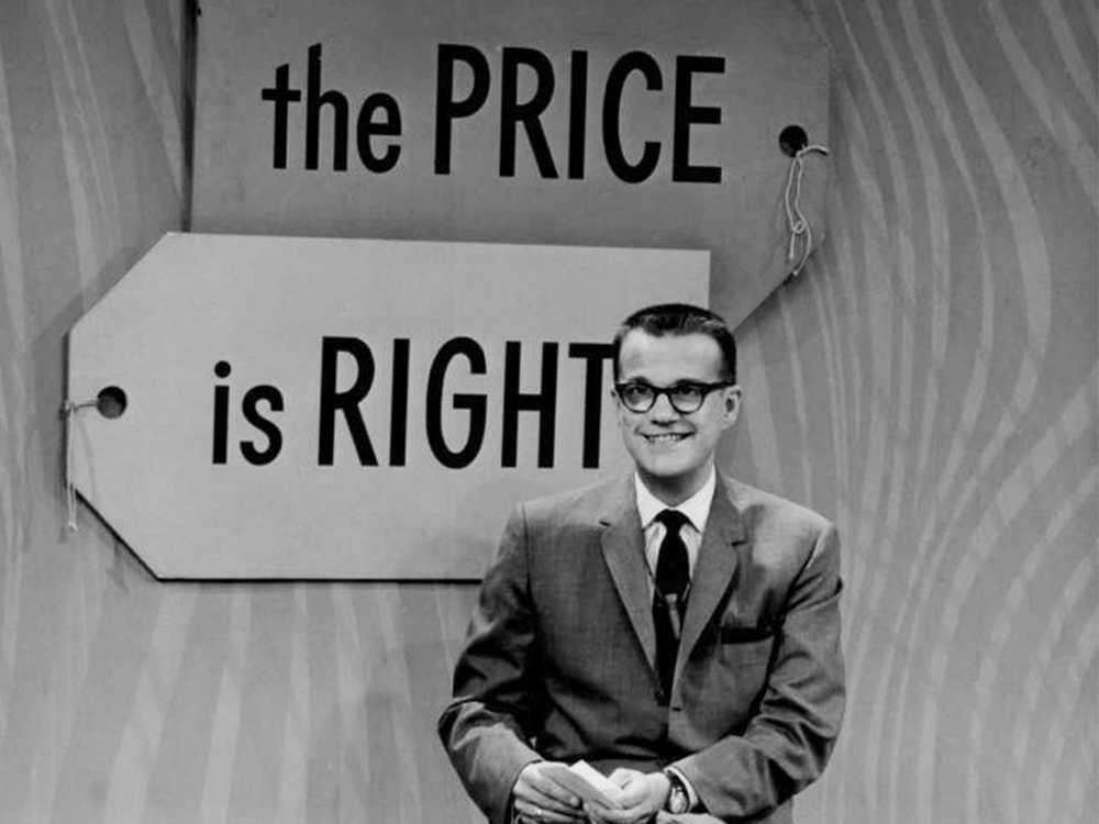 Bill Cullen The Price Is Right 1963